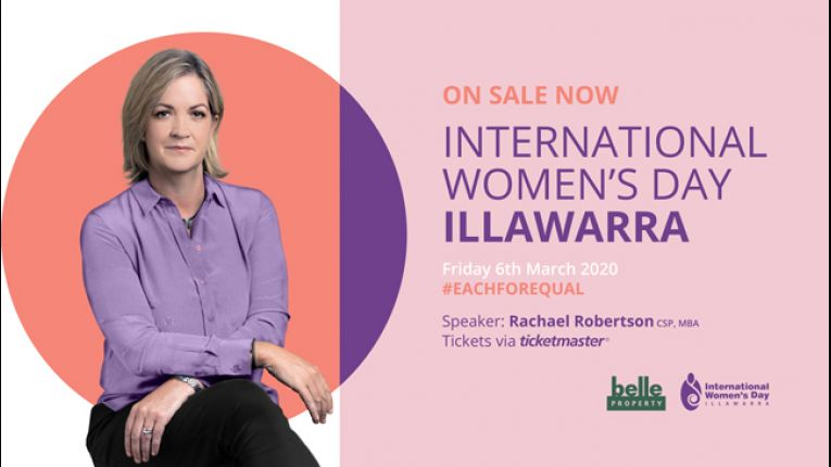 Illawarra International Women's Day Luncheon 2020