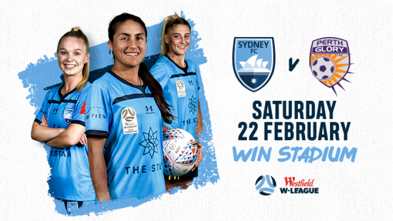 Westfield W-League Sydney FC v Perth Glory
