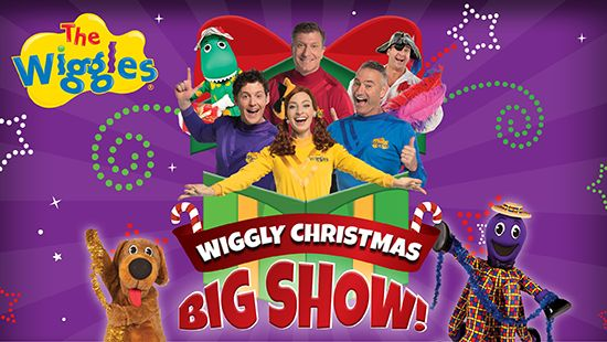 The Wiggles - Wiggly Christmas Big Show! Tour
