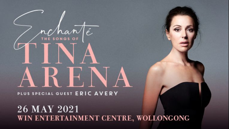 Enchanté: The Songs of Tina Arena